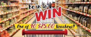 BE IN TO WIN! | SAVEMORE